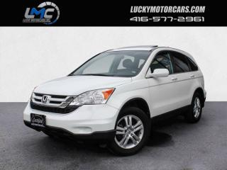 Used 2011 Honda CR-V EX 4WD-POWER SUNROOF-FULLY LOADED- ONLY 120KMS for sale in Toronto, ON