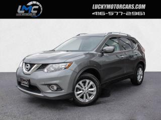 Used 2015 Nissan Rogue SV AWD - PANOROOF-BACKUP CAMERA-BLUETOOTH-LOADED for sale in Toronto, ON