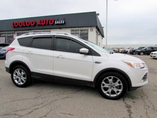 Used 2014 Ford Escape Titanium 4WD Navigation Camera Certified for sale in Milton, ON
