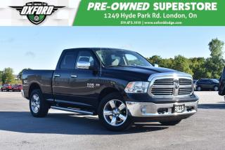 Used 2014 RAM 1500 SLT - One Owner, Trailer Hitch, Bedliner for sale in London, ON