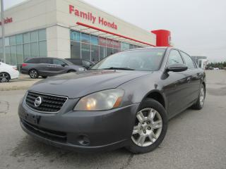 Used 2006 Nissan Altima 2.5 S | MATS | for sale in Brampton, ON