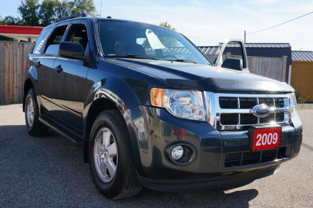 2009 Ford Escape XLT 4WD V6 YES. 75,000 kilometers is correct. ULTRA LOW KILOMETERS