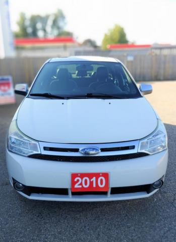 2010 Ford Focus SEL Sedan PRICED TO SELL REGARDLESS OF YOUR CREDIT SITUATION