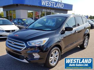 Used 2017 Ford Escape SE AWD for sale in Pembroke, ON