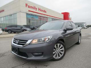 Used 2014 Honda Accord EX-L V6 | SUNROOF | REVERSE CAM for sale in Brampton, ON