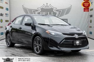 Used 2017 Toyota Corolla LE, BACK-UP CAM, SUNROOF, LANE DEP, COLLISION PREV for sale in Toronto, ON