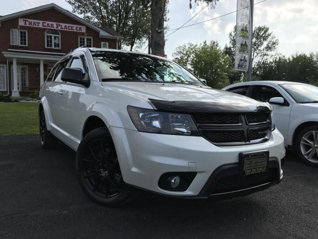 2016 Dodge Journey SXT 3rd Row Seats-Backup Cam-Lthr-Pwr St-Nav-Remote Start
