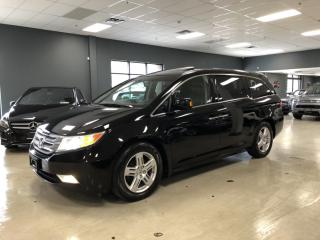 Used 2011 Honda Odyssey TOURING PACKAGE*FULLY LOADED*NAVIGATION*BACK-UP CA for sale in North York, ON