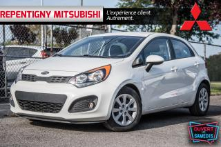 Used 2013 Kia Rio 2013 Kia Rio - 5dr HB Auto LX+ for sale in Repentigny, QC