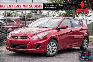 Used 2014 Hyundai Accent 2014 Hyundai Accent - 5dr HB Man GL for sale in Repentigny, QC