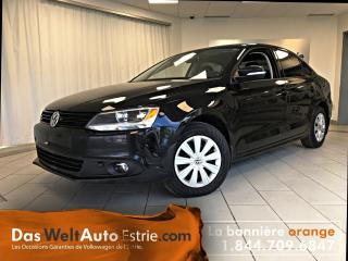 Used 2014 Volkswagen Jetta 2.0 TDI Trend+, Gr. Électrique, A/C, Automatique for sale in Sherbrooke, QC