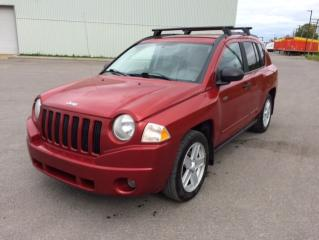 Used 2009 Jeep Compass Traction avant, 4 portes, Sport for sale in Quebec, QC