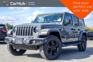New 2020 Jeep Wrangler Unlimited New Car Sahara|4x4|Altitude|Dual Top|Navi|Backup Cam|Bluetooth|R-Start|Leather|Blind Spot|18