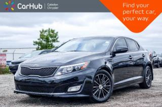 Used 2015 Kia Optima EX|Pano Sunroof|Bluetooth|Backup Cam|Leather|Heated Front Seats|17