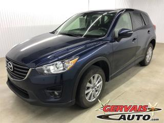 Used 2016 Mazda CX-5 GS 2.5 GPS MAGS CAMÉRA SIÈGES CHAUFFANTS for sale in Trois-Rivières, QC