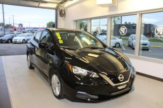 Used 2019 Nissan Leaf S CAMÉRA DE RECUL MAIN LIBRE for sale in Lévis, QC