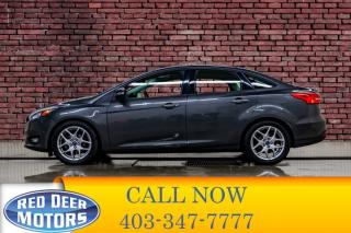 Used 2016 Ford Focus SE BCam for sale in Red Deer, AB