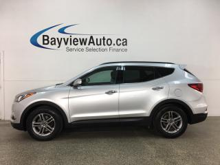 Used 2017 Hyundai Santa Fe Sport 2.4 - HTD SEATS! REVERSE CAM! REMOTE START! PWR GROUP! for sale in Belleville, ON