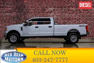 Used 2018 Ford F-350 4x4 Crew Cab XLT LWB Diesel for sale in Red Deer, AB