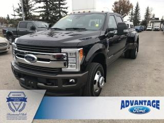Used 2017 Ford F-350 XL Dual Rear Wheels - Clean Carfax - Twin Panel Moonroof for sale in Calgary, AB