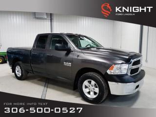 Used 2014 RAM 1500 ST for sale in Moose Jaw, SK
