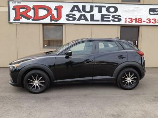 Used 2016 Mazda CX-3 GX ACCIDENT FREE,1 OWNER for sale in Hamilton, ON