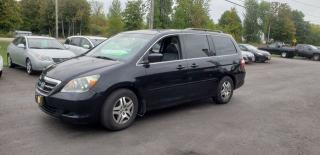 Used 2005 Honda Odyssey EX-L for sale in Madoc, ON