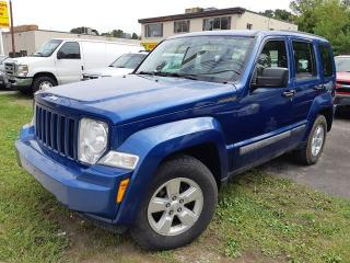 Used 2009 Jeep Liberty Sport for sale in Dundas, ON