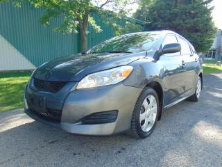 Used 2009 Toyota Matrix 4dr Wgn Auto XR FWD for sale in St-Eustache, QC