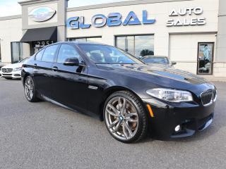 Used 2016 BMW 535 d xDrive DIESEL M-SPORT PKG. NAV. LEATHER for sale in Ottawa, ON