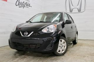 Used 2015 Nissan Micra SV for sale in Blainville, QC