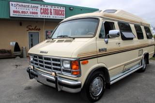 Used 1988 Dodge Ram Van B250 AS-IS for sale in Bolton, ON
