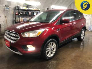 Used 2017 Ford Escape 4WD * Sync 3 * Reverse camera with rear parking aid * Keyless entry * Dual climate control * Phone connect * Hands free steering wheel controls * Elec for sale in Cambridge, ON