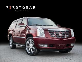 Used 2008 Cadillac Escalade ESV NAVIGATION I BACK UP for sale in Toronto, ON