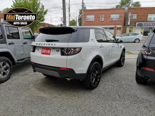 Used 2018 Land Rover Discovery Sport HSE for sale in North York, ON