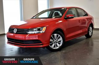 Used 2015 Volkswagen Jetta TOIT-OUVRANT+SIEGE CHAUFFANT+ALLIAGE+ for sale in St-Jean-Sur-Richelieu, QC