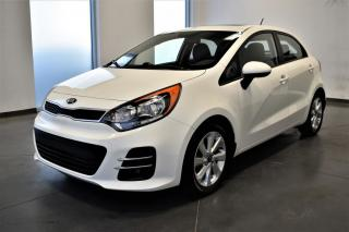 Used 2016 Kia Rio5 EX TOIT + CAMERA+ ALLIAGE+++ for sale in St-Jean-Sur-Richelieu, QC