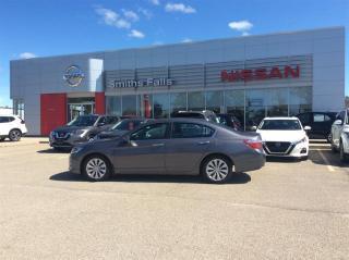 Used 2015 Honda Accord Sedan L4 EX-L CVT for sale in Smiths Falls, ON