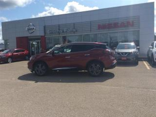 Used 2019 Nissan Murano Platinum AWD CVT for sale in Smiths Falls, ON