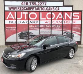 Used 2015 Honda Accord Touring- All Credit Approved for sale in Scarborough, ON