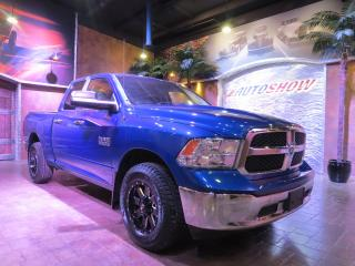Used 2015 RAM 1500 SLT 4WD Custom - B.Tooth & Tow Pkg!! for sale in Winnipeg, MB