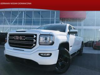 Used 2017 GMC Sierra 1500 V8 5.3L - SLE ELEVATION - 3.42 RAPPORT - BOITE 153 for sale in Donnacona, QC