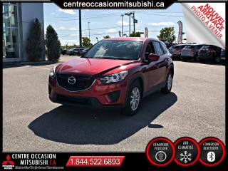 Used 2013 Mazda CX-5 GX BLUETOOTH A/C 2X4 for sale in St-Jérôme, QC