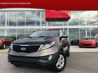 Used 2015 Kia Sportage - MAG - SIÈGES CHAUFFANT - BLUETOOTH for sale in Donnacona, QC