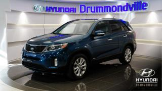 Used 2014 Kia Sorento EX AWD + TOIT + CUIR + CAMÉRA + WOW !! for sale in Drummondville, QC