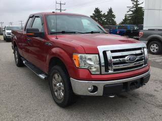 Used 2009 Ford F-150 XTR | 4X4 | Accident Free | Tonneau Cover for sale in Harriston, ON