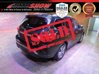 Used 2018 Nissan Pathfinder SV TECH - Nav, Htd Steering, R.Start!! for sale in Winnipeg, MB