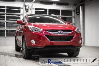 Used 2015 Hyundai Tucson GLS AWD chez Rimouski Hyundai for sale in Rimouski, QC