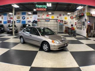 Used 2001 Honda Civic 4dr Sdn DX-G Auto for sale in North York, ON