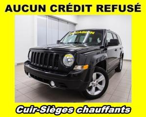 Used 2011 Jeep Patriot LIMITED CUIR 4X4 *SIEGES CHAUFF* PRISE USB *PROMO for sale in Mirabel, QC